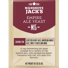 Mangrove Jack's Craft Series Yeast – M15 Empire Ale