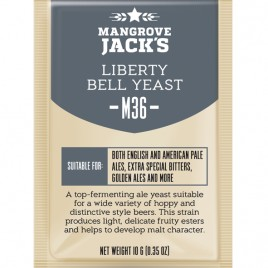 Mangrove Jack's Craft Series Yeast – M36 Liberty Bell Ale