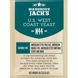 Mangrove Jack's Craft Series Yeast – M44 US West Coast