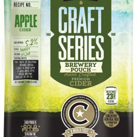 Mangrove Jack's Craft Series –  Apple Cider Pouch  2.4kg