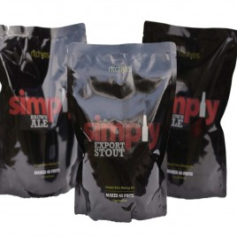 Simply Beer –  Export Stout 1.8Kg