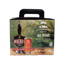 Woodforde's Wherry 3Kg