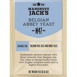 Mangrove Jack's Craft Series Yeast – M47 Belgian Abbey