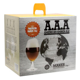 Young's American Amber Ale (AAA)