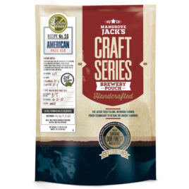Mangrove Jack's Craft Series – Irish Stout 2.2Kg