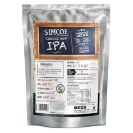 Mangrove Jack's Craft Series – Simcoe Single Hop IPA 2.5Kg